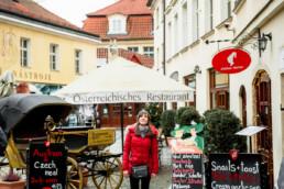 Фотосессия в Праге на Новый год и Рождество.