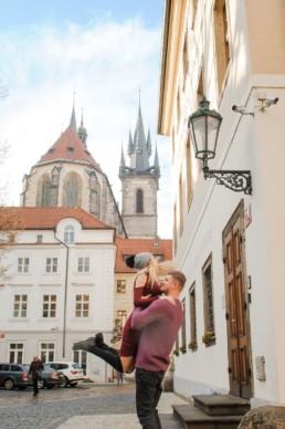 Погода в Праге зимой в январе. Путевки в Прагу на Новый год.