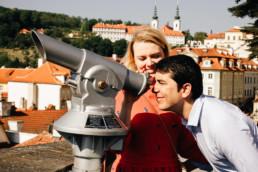 Фотопрогулка по Праге № 1. Лавстори на Пражском Граде, обзорная площадка