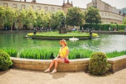 Фотографы Праги и цена. Прага фото. Фотопрогулка по Праге № 2. Фотосессия в Вальдштейнском саду