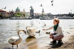Фотосессия в Праге недорого
