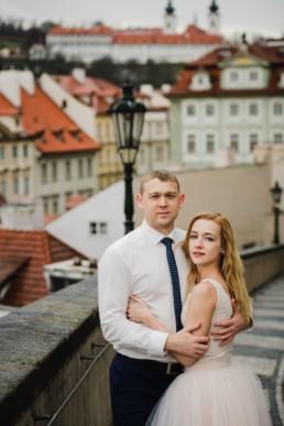 Love Story в свадебных нарядах.