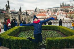 Интересные фотографии из Праги.