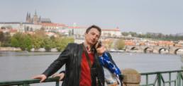 Фотограф в Праге на час, Пражсий Град, Карлов Мост, Влтава, семейная фотосессия для туристов