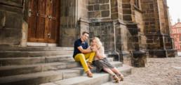 Фотограф в Праге, Пражский Град, Собор Святого Вита, заказать фотосессию недорого