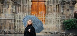 Фотограф в Праге Старый город, Старе место, портретная фотосессия