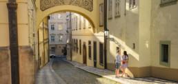 Фотограф в Праге Сала Страна, фотосессия для влюбленных