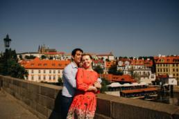 Фотопрогулка по Праге № 1. Карлов Мост с видом на Пражский Град