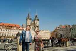 Фотосессия в Праге летом найти фотографа. Фотопрогулка № 3.