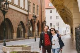 У фотографа в Праге можно заказать фотосессию в Праге для своих родителей.