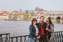 Фотосессия в Праге, которую проводит русскоязычный фотограф.